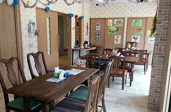 地域交流サロン(1階カフェ)